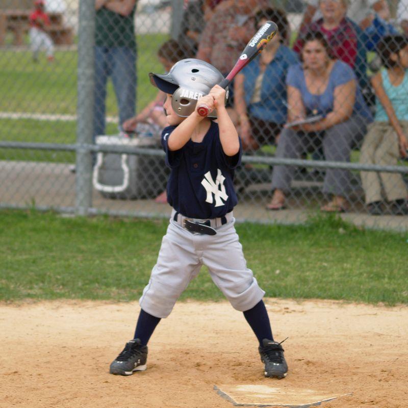 2009 6U Yankees - Jared - 003
