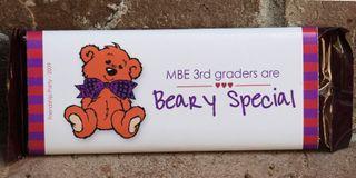 DDBJ Candy Bars - MBE