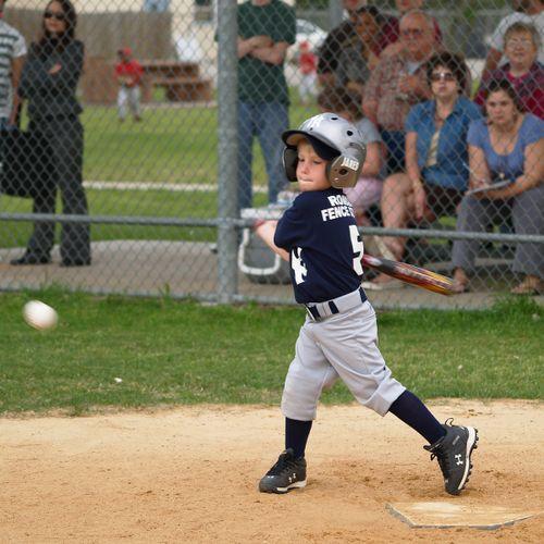 2009 6U Yankees - Jared - 006