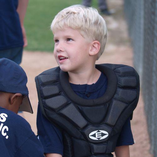 2009 6U Yankees - Jared - 032