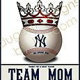 Team Mom Crown