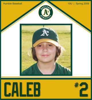 Athletics 8U P