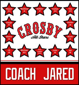 Crosby All Stars Coach