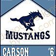 Kingwood Mustangs WM