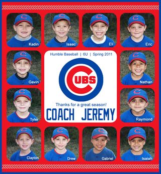 Cubs Coach