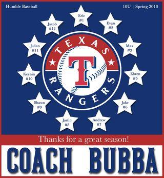 Rangers Coach