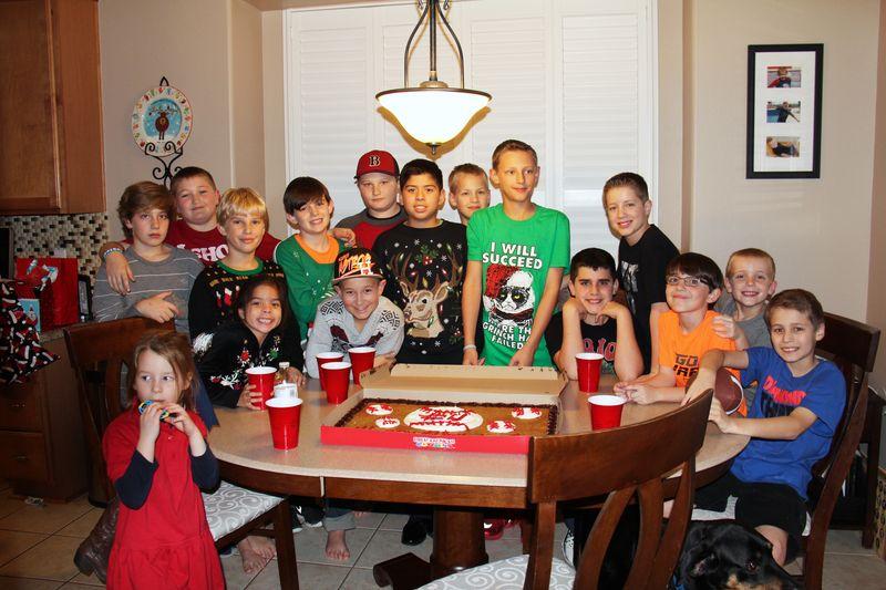 Bulldogs Christmas